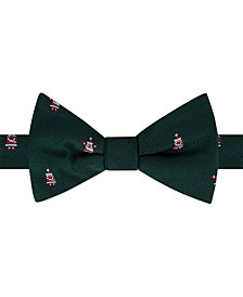 Tommy Hilfiger's Conversational Santa Bow Tie