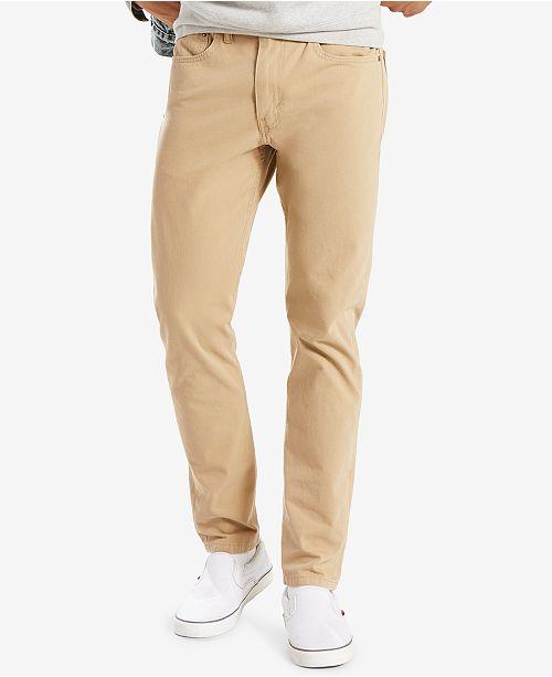 Levi's Men's 512™ Slim Tapered Slub Twill Jeans