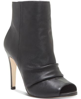 Jessica Simpson Elyn Peep-Toe Booties