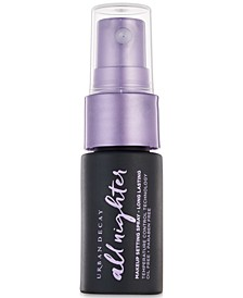 Receive a Free Trial-Size All Nighter Setting Spray with any $40 purchase