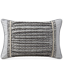 """CLOSEOUT! Waterford Ryan 12"""" x 18"""" Decorative Pillow"""