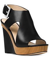 b611addc79 MICHAEL Michael Kors Josephine Wedge Sandals