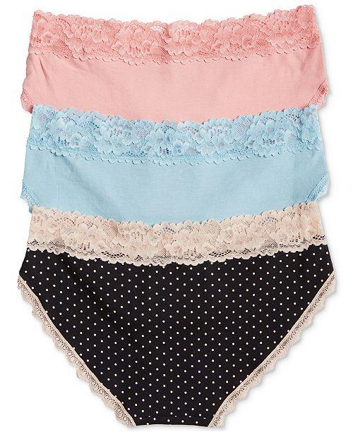 8a15144da1e10 Jessica Simpson Maternity Bikini Briefs, 3-Pack & Reviews ...