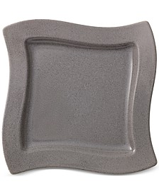 New Wave Stone Square Salad Plate