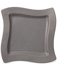 Villeroy & Boch New Wave Stone Square Salad Plate