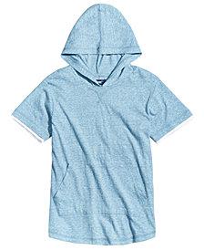 Univibe T-Shirt Hoodie, Big Boys