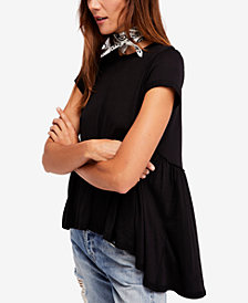 Free People It's Yours High-Low T-Shirt