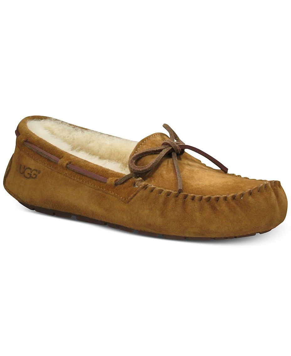 c4c431f0dbb UGG® Women's Dakota Moccasin Slippers & Reviews - Slippers - Shoes ...