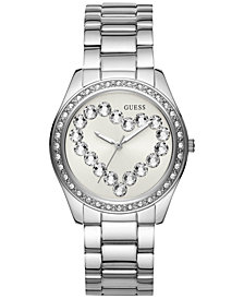 Guess Women's Stainless Steel Bracelet Watch 39mm