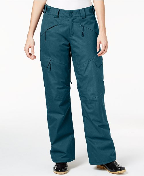 The North Face Insulated Waterproof Snow Pants - Pants   Capris ... a09ee418bdf5