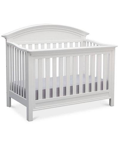 Aberdeen Convertible Crib, Quick Ship