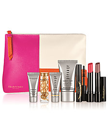 Receive your FREE 7-Pc. gift with any $75 Elizabeth Arden purchase, Created for Macy's. A $110 Value!