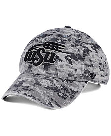 '47 Brand Wichita State Shockers Operation Hat Trick Camo Nilan Cap
