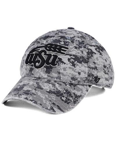 '47 Brand Wichita State Shockers Operation Hat Trick Camo Nilan Cap