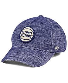 '47 Brand Detroit Pistons Mined Contender Cap