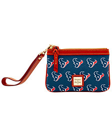 Dooney & Bourke Houston Texans Exclusive Wristlet