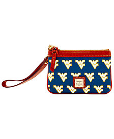 Dooney & Bourke West Virginia Mountaineers Exclusive Wristlet
