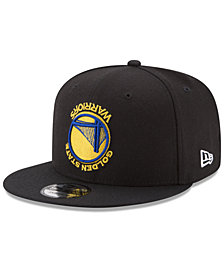 New Era Golden State Warriors Flip It 9FIFTY Snapback Cap