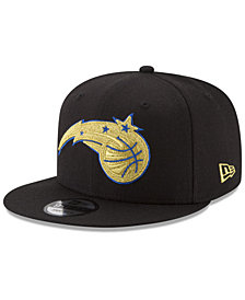 New Era Orlando Magic Gold on Team 9FIFTY Snapback Cap