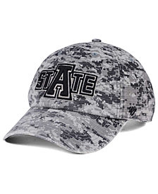 '47 Brand Arkansas State Red Wolves Operation Hat Trick Camo Nilan Cap
