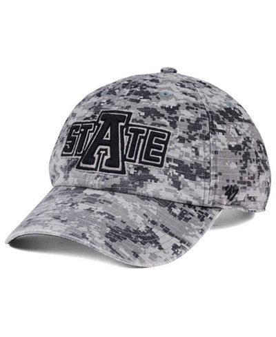 '47 Brand Arkansas State Red Wolves Operation Hat Trick Camo Nilan Cap