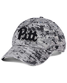 '47 Brand Pittsburgh Panthers Operation Hat Trick Camo Nilan Cap
