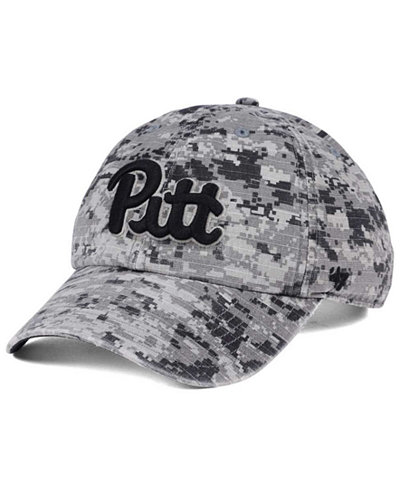 '47 Brand Pittsburgh Panthers Operation Hat Trick Camo Nilan Cap