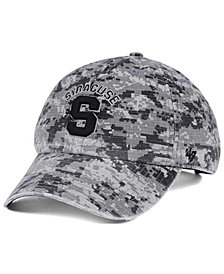 '47 Brand Syracuse Orange Operation Hat Trick Camo Nilan Cap