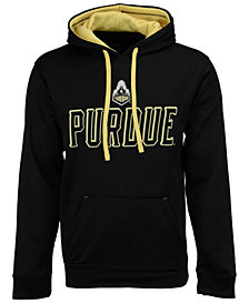 Champion Men's Purdue Boilermakers T-Formation Poly Hoodie