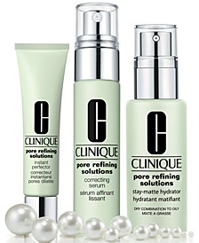 Pore Refining Solutions Collection