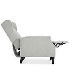 Sherell Wingback Recliner, Quick Ship