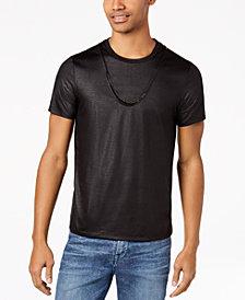 GUESS Men's Chain T-Shirt