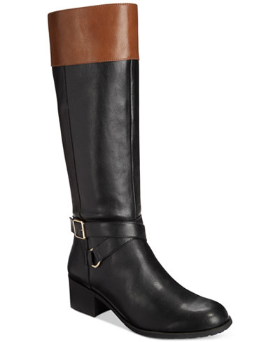 Style & Co Vedaa Boots, Created for Macy's