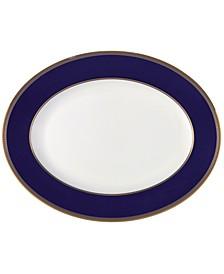 """Renaissance Gold 13.75"""" Oval Platter"""