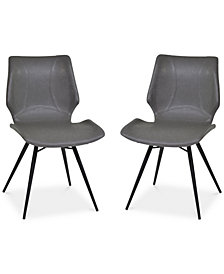 Zurich Dining Chair (Set Of 2), Quick Ship