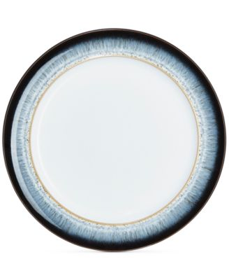 Dinnerware Halo Wide Rimmed Dinner Plate  sc 1 st  Macyu0027s & Denby Dinnerware Halo Collection - Dinnerware - Dining ...