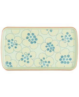 Dinnerware, Heritage Orchard Accent Rectangular Platter