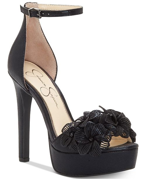 8d6a7dcd2aad Jessica Simpson Mayfaran Platform Dress Sandals   Reviews ...