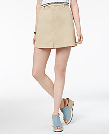 Tommy Hilfiger Hollywood A-Line Skirt, Created for Macy's