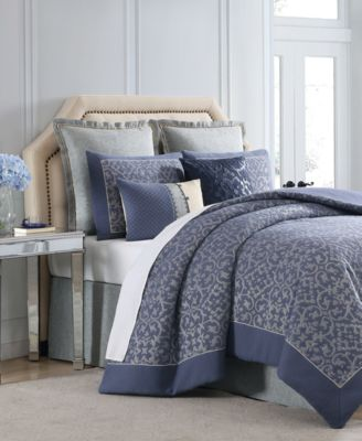 Villa 4-Pc. Queen Comforter Set