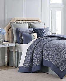Charisma Villa 4-Pc. Queen Duvet Cover Set