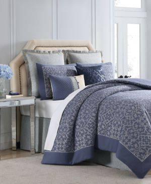 Charisma Villa 4-Pc. California King Comforter Set Bedding 5256474
