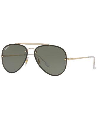 Polarized Sunglasses, Rb3584 N Blaze Aviator by Ray Ban