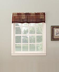 """No. 918 Eden 56"""" x 14"""" Window Valance"""