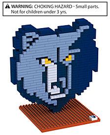 Forever Collectibles Memphis Grizzlies BRXLZ 3D Logo Puzzle
