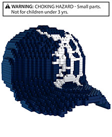 Forever Collectibles Detroit Tigers BRXLZ 3D Baseball Cap Puzzle