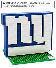Forever Collectibles New York Giants BRXLZ 3D Logo Puzzle