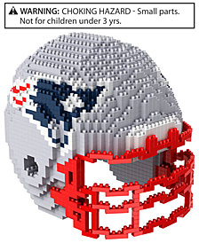 Forever Collectibles New England Patriots BRXLZ 3D Helmet Puzzle