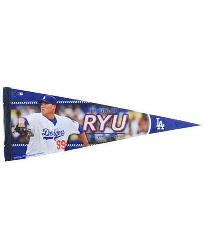 Wincraft Hyun-jin Ryu Los Angeles Dodgers Premium Player Pennant