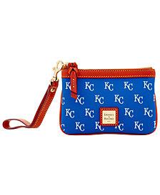 Dooney & Bourke Kansas City Royals Exclusive Wristlet